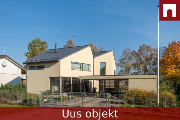 Müüa maja Pootsmani  14, Raadi-Kruusamäe, Tartu linn, Tartu maakond