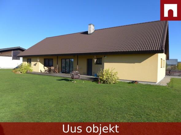 Müüa maja Nisu  6, Tõrvandi alevik, Kambja vald, Tartu maakond