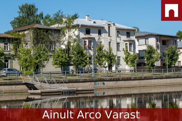 Müüa korter Emajõe  9, Supilinn, Tartu linn, Tartu maakond