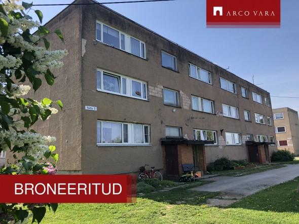 Müüa korter Tartu  5, Võnnu alevik, Tartu maakond