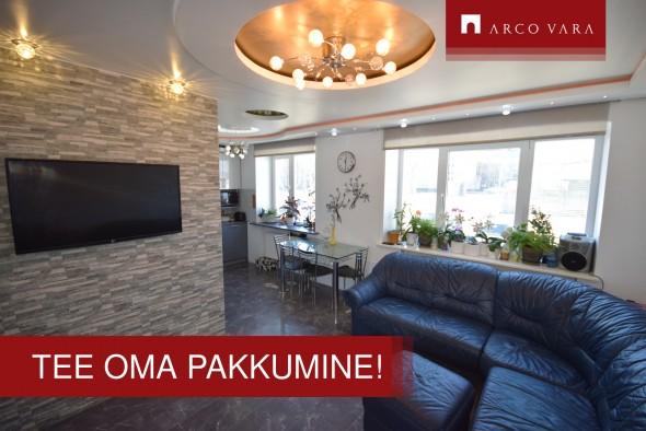 Müüa korter Vassili Gerassimovi  24, Narva linn, Ida-Viru maakond