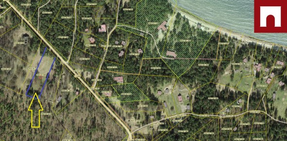 Müüa maa Ristoja, Haapse küla, Jõelähtme vald, Harju maakond