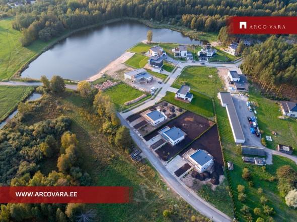 Müüa maja Järvekalda tee 1, Veibri küla, Luunja vald, Tartu maakond