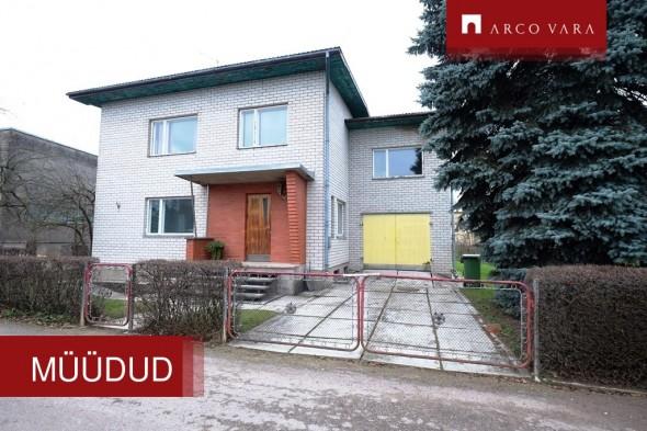 Müüa maja Suve , Viljandi linn, Viljandi maakond