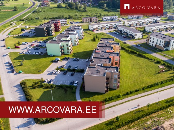Müüa korter Puupilli tee 1/2, Lohkva küla, Luunja vald, Tartu maakond