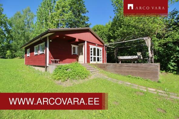 Müüa maja Välibaasi , Konguta vald, Tartu maakond