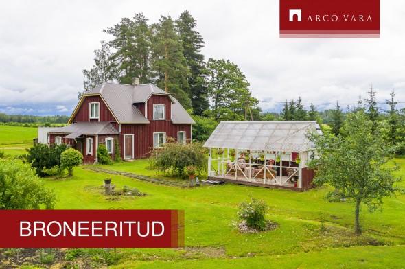 For sale  - house Päkapiku , Tori vald, Pärnu maakond
