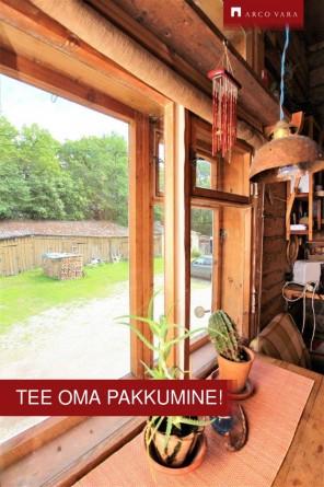 Müüa korter Pikk  65, Rakvere linn, Lääne-Viru maakond