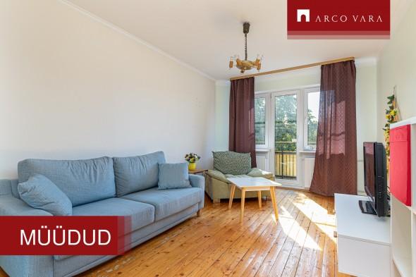 Müüa korter Kadaka tee 161, Mustamäe linnaosa, Tallinn, Harju maakond