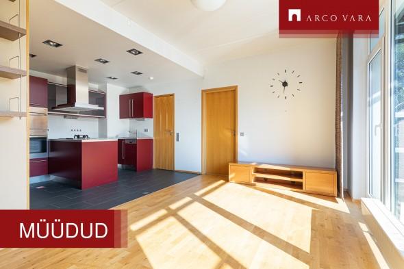 Müüa korter Kadaka puiestee 169c, Mustamäe linnaosa, Tallinn, Harju maakond