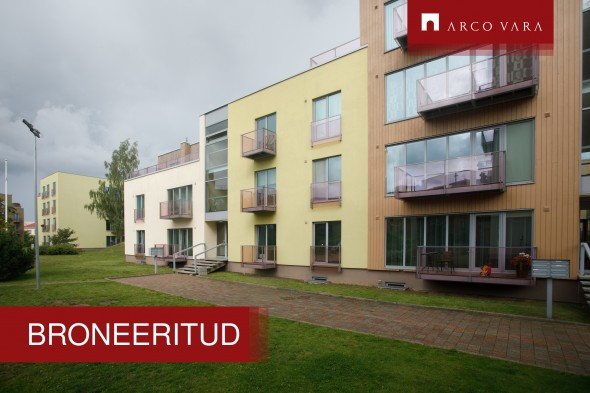 Müüa korter Veeriku  12c, Veeriku, Tartu linn, Tartu maakond