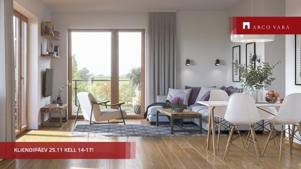Müüa korter Soodi  4-45, Põhja-Tallinna linnaosa, Tallinn, Harju maakond