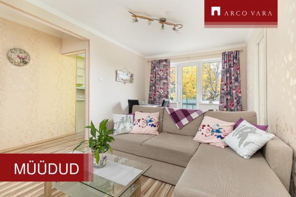 For sale  - apartment Kadaka tee 159, Mustamäe linnaosa, Tallinn, Harju maakond