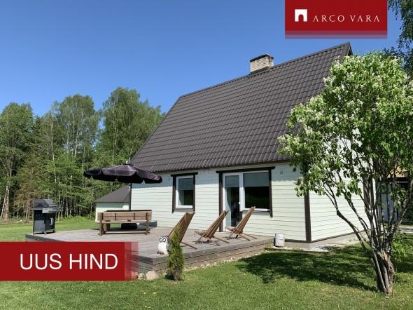 For sale  - house Peetri, Põdrala vald, Valga maakond
