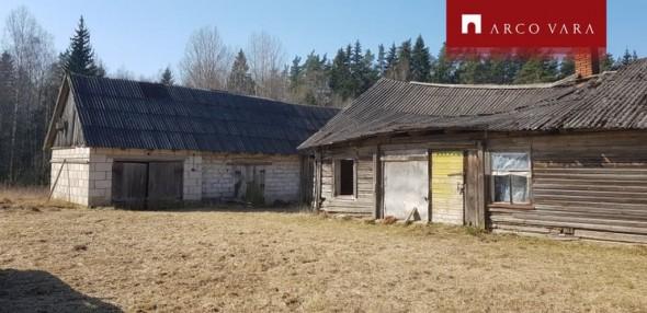 Müüa maja Jaanimäe, Vana-Kariste küla, Viljandi maakond