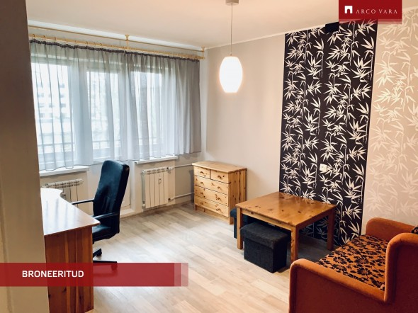 Сдаётся в аренду квартира Ehitajate tee 33, Mustamäe linnaosa, Tallinn, Harju maakond